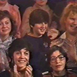 Музыкальный ринг, 1986: Е. Клячкин, Л. Сергеев, А. Розенбаум, В. Федоров