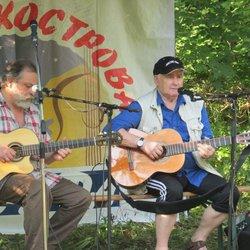 Андрей Анпилов и Владимир Туриянский