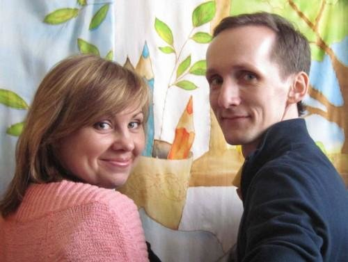 Абрамова Светлана и Владимир Дерксен