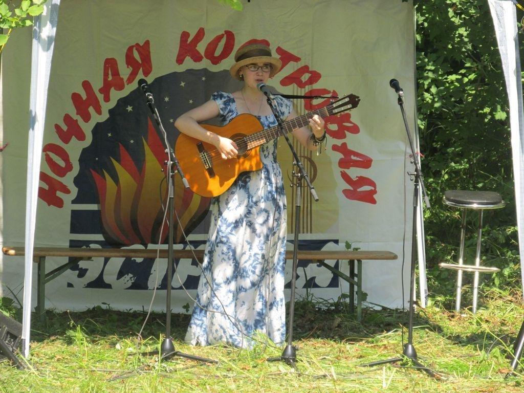 Полина Сабаева